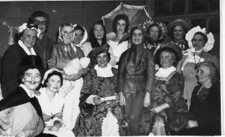 More names later, but my aunt Shela Beveridge back row 2nd left