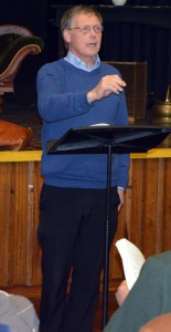 Conductor David Murray