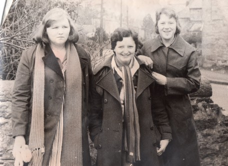 Trish, Ruth and Helen