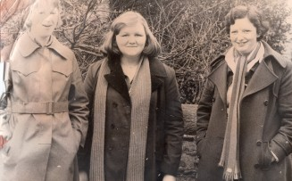 Helen Marshall, Trish Rushton, Ruth Pringle