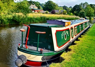 Leeds to Liverpool canal
