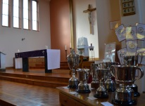 Eleventh Session Trophies