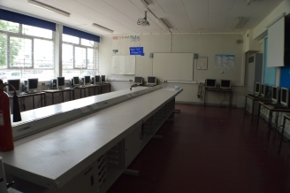 My father's old classroom, now demolished