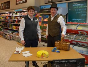 Thomas and Lee, Ryton CO-OP