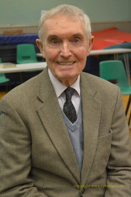 Jim Pearson from Sunderland who took part in several male solo classes