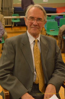 Our Musical Adjudicator Christopher Field