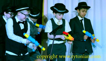 St Agnes Bugsy Malone1