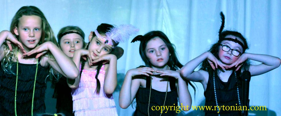 St Agnes Bugsy Malone11