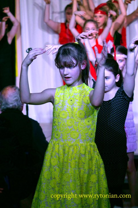 St Agnes Bugsy Malone12