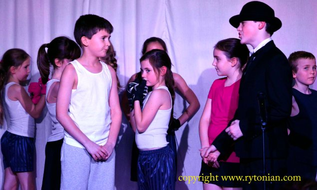 St Agnes Bugsy Malone18