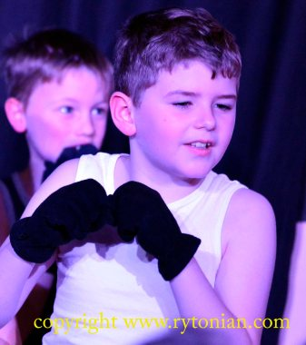 St Agnes Bugsy Malone19