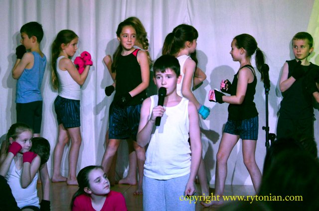 St Agnes Bugsy Malone22