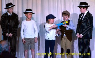 St Agnes Bugsy Malone24