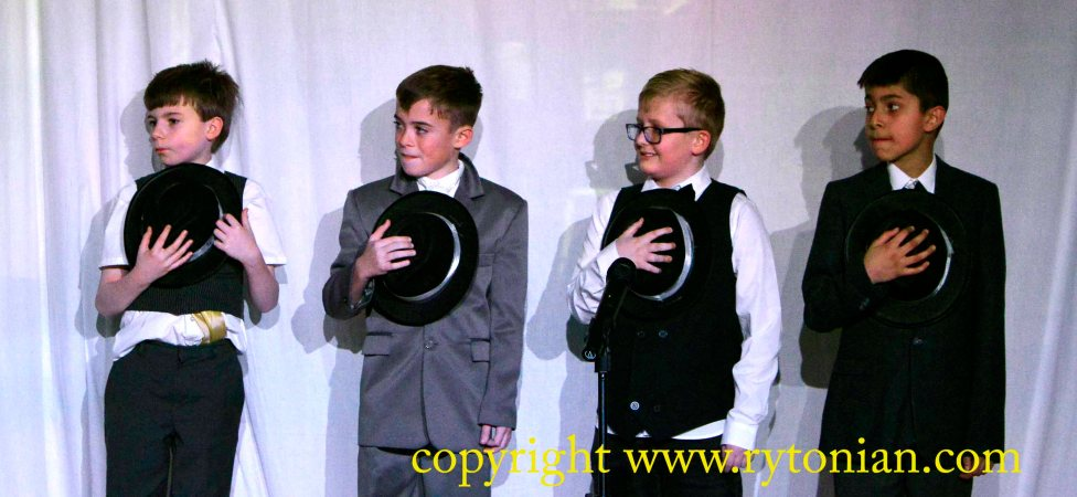 St Agnes Bugsy Malone25