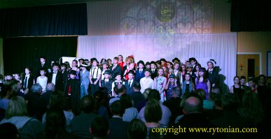 St Agnes Bugsy Malone27