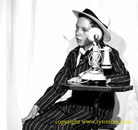 St Agnes Bugsy Malone6