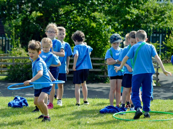 Sports Day St Agnes23